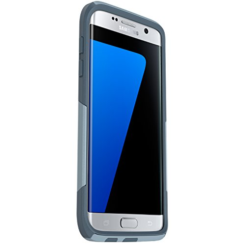 OtterBox COMMUTER SERIES Case for Samsung Galaxy S7 Edge - Retail Packaging - WHETSTONE WAY (WHETSTONE BLUE/TEMPEST BLUE)