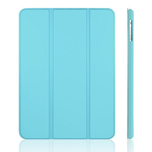 iPad Air Case, JETech Case Cover for Apple iPad Air 2013 Model with Auto Sleep / Wake Feature (Blue) - 0463