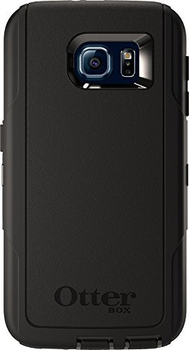 OtterBox DEFENDER SERIES for Samsung Galaxy S6 - Frustration- Packaging - Black