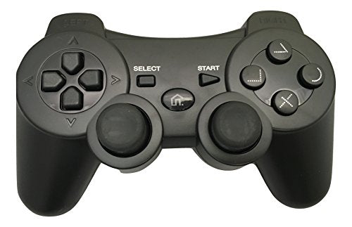 Bek New Design Wireless controller for Playstation 3 PS3 (Black)