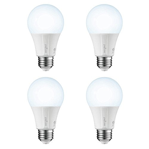 Element Classic by Sengled - A19 Daylight 5000K Smart LED Bulb (Hub Required), Works with Alexa, Google Assistant, Echo Plus & SmartThings - 4 Pack
