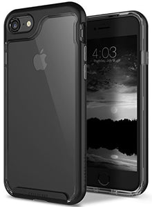watch 1ff6c d0de0 iPhone 8 Case / iPhone 7 Case, Caseology [Skyfall Series] Clear Slim  Transparent Scratch Resistant Protective Cover for Apple iPhone 8 (2017) /  iPhone ...