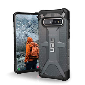UAG Samsung Galaxy S10 [6.1-inch Screen] Plasma [Ash] Military Drop Tested Phone Case