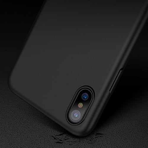 competitive price 0ee01 021e3 Anccer iPhone X Case [Colorful Series] [Ultra-Thin] [Anti-Drop] Premium  Material Slim Full Protection Cover For iPhone X 2017 (Gravel Black)