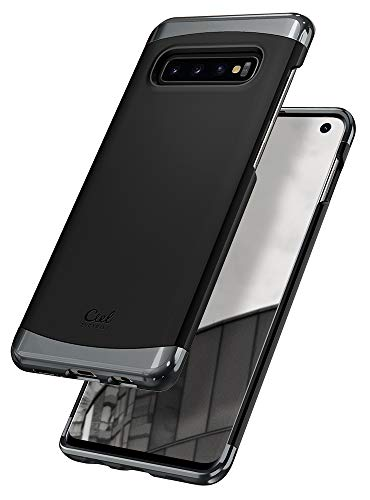 Ciel by CYRILL [Colene Collection] Designed for Samsung Galaxy S10 (2019) Case - Gunmetal
