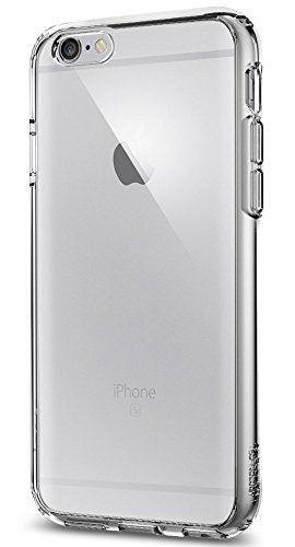 Spigen Ultra Hybrid iPhone 6S Case with Air Cushion Technology and Hybrid Drop Protection for iPhone 6S / iPhone 6 - Space Crystal