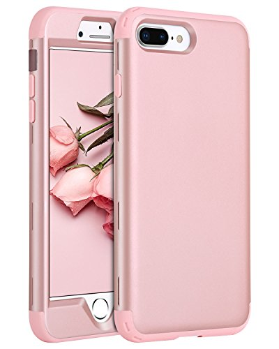 Iphone 8 Plus Case Iphone 7 Plus Case Bentoben 3 In 1 Shockproof