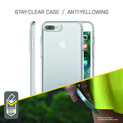 the best attitude 4aea2 59c7e OtterBox SYMMETRY CLEAR SERIES Case for iPhone 8 Plus & iPhone 7 Plus  (ONLY) - Retail Packaging - Hello Ombré