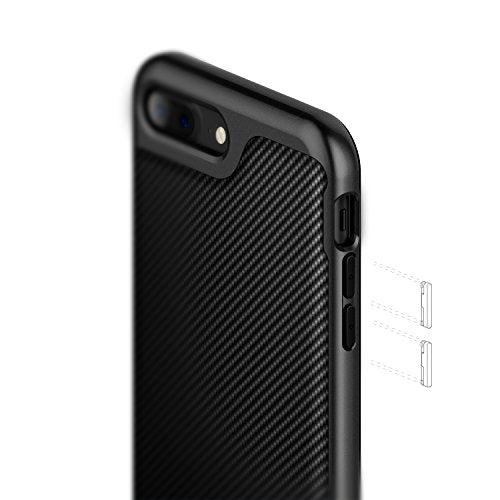 check out dd031 630d5 iPhone 8 Plus Case / iPhone 7 Plus Case Caseology [Envoy Series] Slim  Premium PU Leather Protective Corner Cushion Design for Apple iPhone 7 Plus  ...