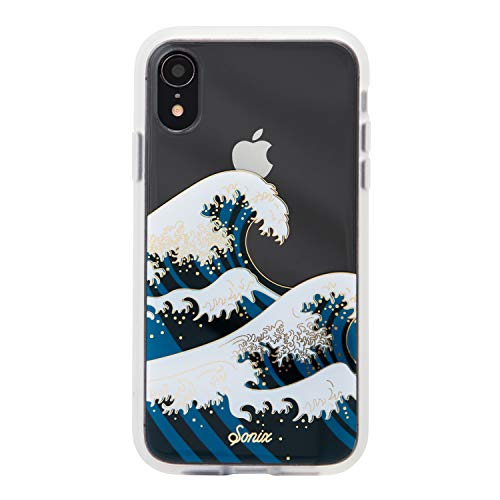 iPhone XR, Sonix Tokyo Wave Cell Phone Case [Military Drop Test Certified] Protective Clear Case for Apple iPhone (6.1