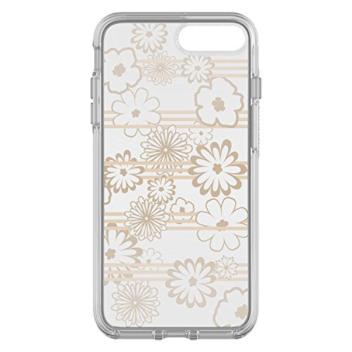 new concept 39031 8d239 OtterBox SYMMETRY CLEAR SERIES Case for iPhone 8 Plus & iPhone 7 Plus -  Retail Packaging - Drive Me Daisy