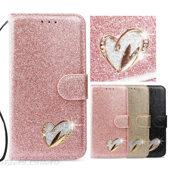 Wrist Strap Flip Folio Kickstand Feature PU Leather Wallet Case with ID&Credit Card Pockets for Apple IPhone 5s SE 6 6s 6Plus 6s