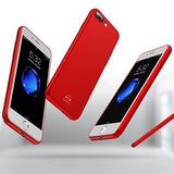 iPhone 7 Plus Case, TORRAS Slim Fit Shell Full Protective Anti-Scratch Resistant Cover Case for Apple iPhone 7 Plus (2016) / iPhone 8 Plus (2017)【2017 Chicken Year Edition】, Lucky Red