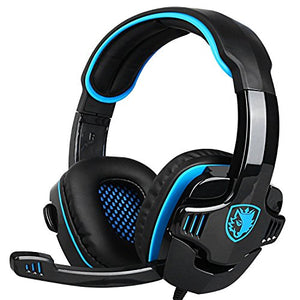 SADES Gaming Headset Headphone For PS4/PC/Laptop/Xbox 360 with Microphone SA-708GT
