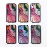 "iPhone XR, Sonix Agate Cell Phone Case [Military Drop Test Certified] Luxe Marble Series for Apple (6.1"") iPhone XR"