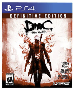 DMC Devil May Cry: Definitive Edition - PlayStation 4