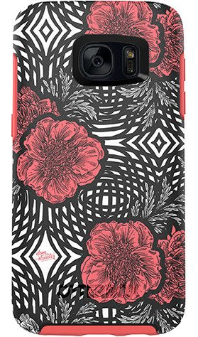 OtterBox SYMMETRY SERIES Case for Samsung Galaxy S7 (Pink Swirl)
