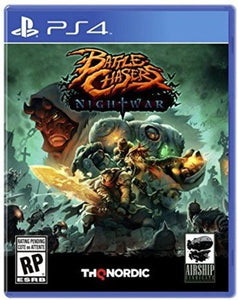 Battle Chasers: Nightwar - PlayStation 4