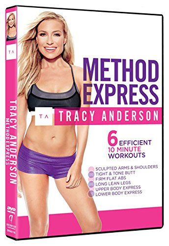 TRACY ANDERSON:METHOD EXPRESS