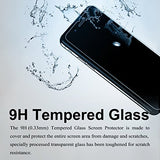 iPhone 7 Plus Screen Protector,[5.5inch][3Pack]by Ailun,2.5D Edge Tempered Glass for iPhone 7 plus,6/6s plus,Anti-Scratch,Case Friendly,Siania Retail Package