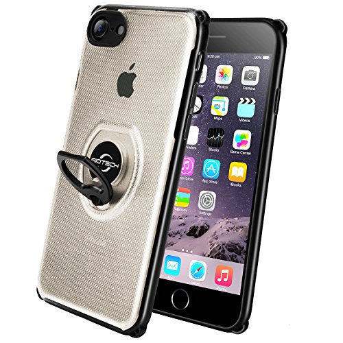 Iphone 8 Case Riotech Iphone 7 Case With 360 Degree Rotating Ring