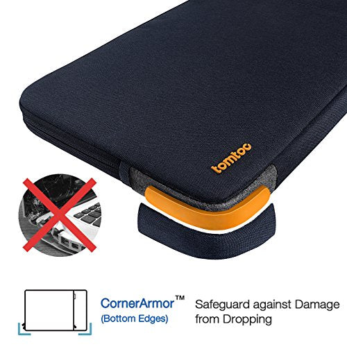 the latest 8d819 19030 Tomtoc 360° Protective Laptop Sleeve for 13 - 13.3 inch MacBook Air |  MacBook Pro Retina Late 2012 - Early 2016 | 12.9 Inch iPad Pro 2017, ...