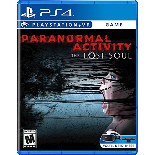 Paranormal Activity: The Lost Soul (VR) - PS4