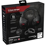 HyperX Cloud Stinger Gaming Headset for PC, Xbox One¹, PS4, Wii U (HX-HSCS-BK/NA)