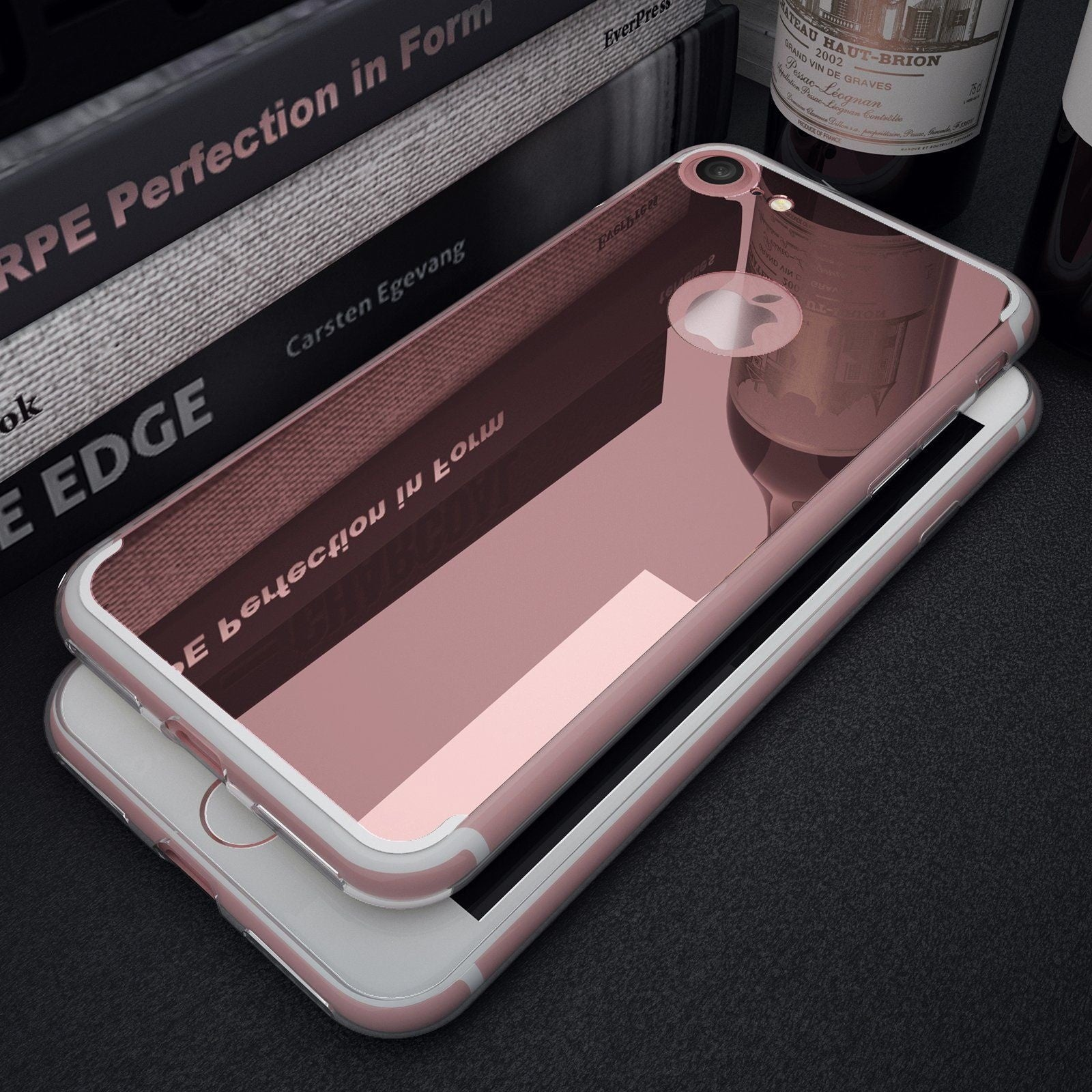 thin rubber coque iphone 6
