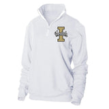 Official NCAA University of Idaho Vandals 1/4 Zip Up Sweatshirt