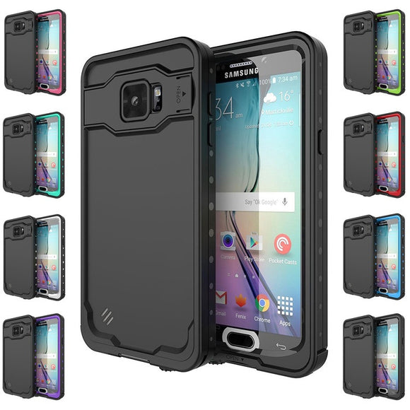 Waterproof Shockproof Snow Proof Bracket Case Cover For Samsung Galaxy Note 5 Premium