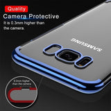 For Samsung Galaxy S8 Note 8 Case For iPhone X 6 7 8 Plus Cover For Huawei Mate 10 Pro Mate 10 Lite Honor 9 V9 7X P10 Plus Funda