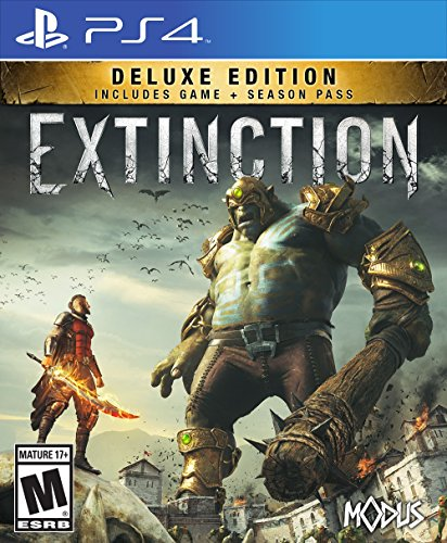 Extinction Deluxe Edition - PlayStation 4