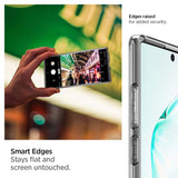 Spigen Ultra Hybrid Designed for Samsung Galaxy Note 10 Case (2019) - Crystal Clear