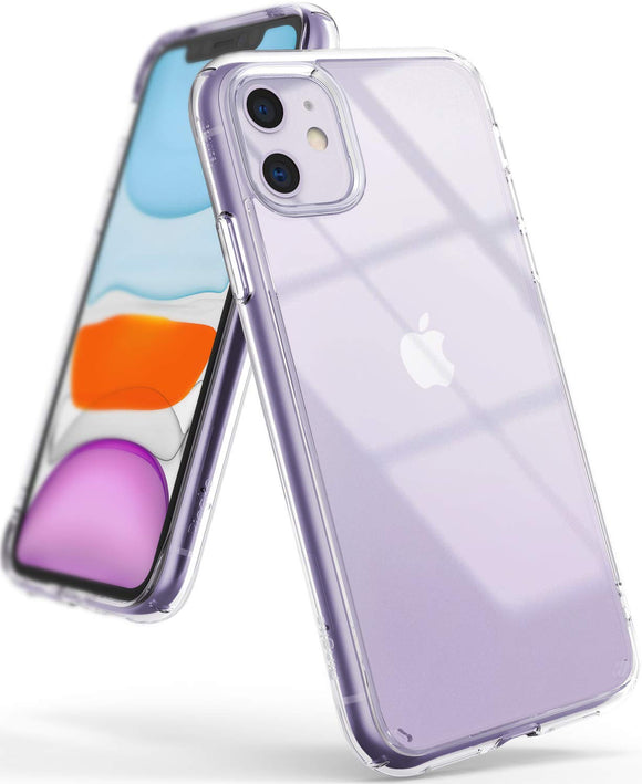 Ringke Fusion Designed for iPhone 11 Case (2019) - Clear