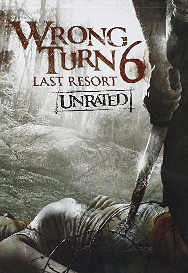 WRONG TURN 6:LAST RESORT