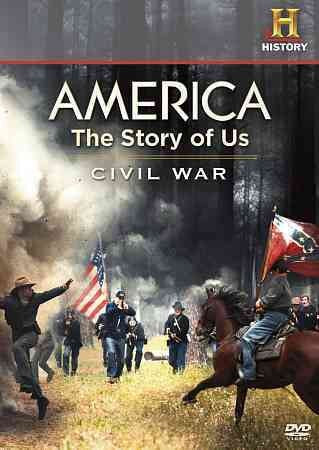 AMERICA:STORY OF US CIVIL WAR