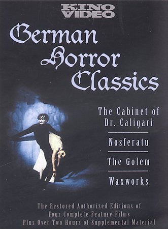 GERMAN HORROR CLASSICS