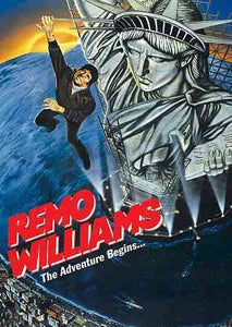 REMO WILLIAMS:ADVENTURE BEGINS