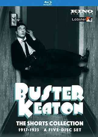 BUSTER KEATON:SHORTS COLLECTION 17-23