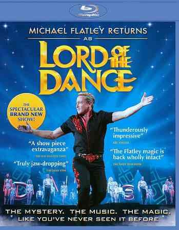 MICHAEL FLATLEY RETURNS AS LORD OF TH