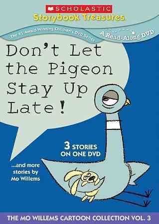 DON'T LET THE PIGEON STAY UP LATE & M