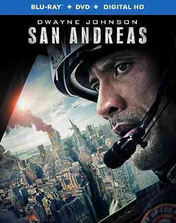 SAN ANDREAS (Includes Digital HD UltraViolet)