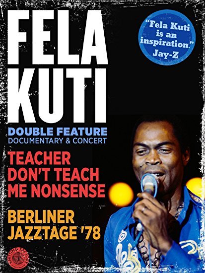 FELA KUTI:DOUBLE FEATURE TEACHER DON'