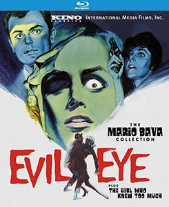 EVIL EYE (FEATURING THE GIRL WHO KNEW