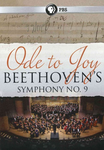 ODE TO JOY:BEETHOVEN'S SYMPHONY NO 9