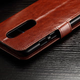 Luxury Retro Leather Case For Motorola Moto G3/G4/G4Play/G4PLUS/G5/G5Plus/G5s/G5s Plus/G6/G6Play/G6Plus Photo Wallet Flip Stand