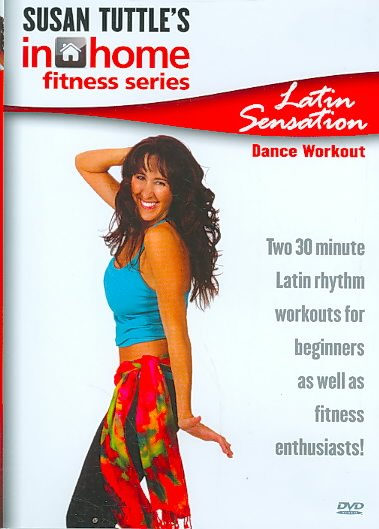 SUSAN TUTTLE'S IN HOME FITNESS SERIES