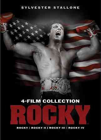 ROCKY 4 FILM COLLECTION