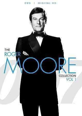 007 THE ROGER MOORE COLLECTION VOL 1